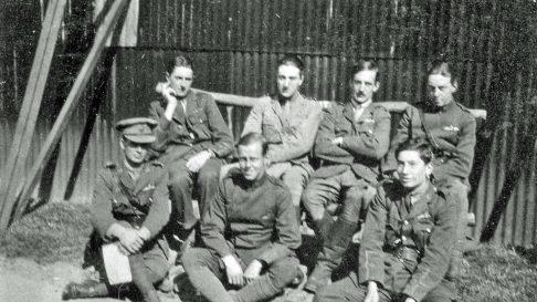 No 46 Squadron Heroes of Izel Le Hameau