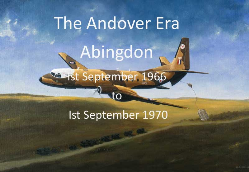 The Andover Era Abingdon