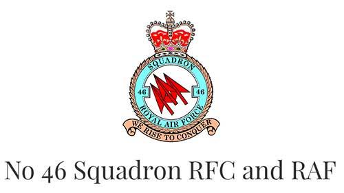 No 46 Squadron RFC and RAF