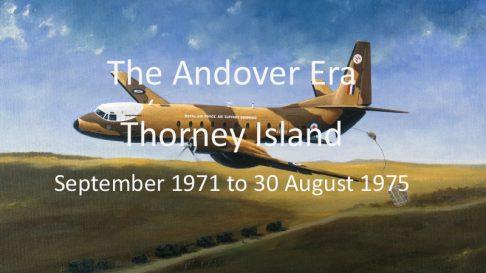Andover Era Thorney Island