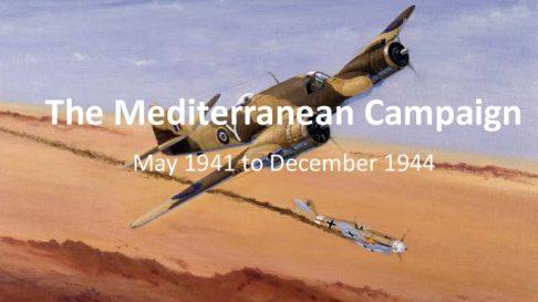 The Mediterranean Campaign