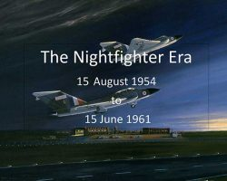 The Nightfighter Era