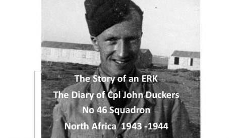 The Story of an ERK. Cpl John Duckers