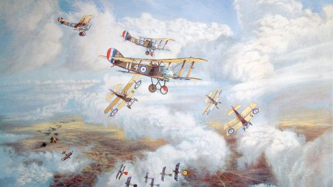 No. 46 Squadron First World War Aces