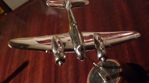 Squadron Silver and  Memorabilia
