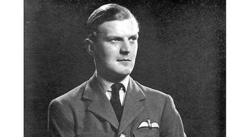Wing Commander Gordon Clegg DSO