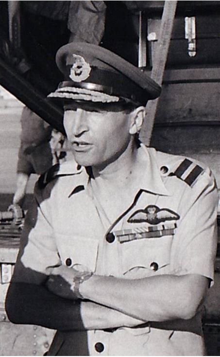 Sir Freddie Sowrey