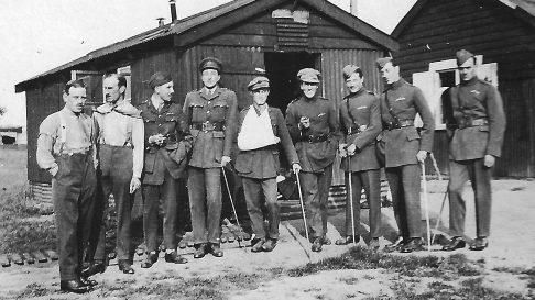No 46 Squadron Heroes of La Gorgue.