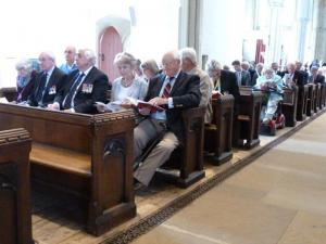 Dorchester Abbey Service