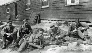 46 Sqn Suttons Farm 1917
