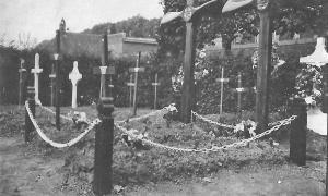 Graves of Gunneryand Stephen